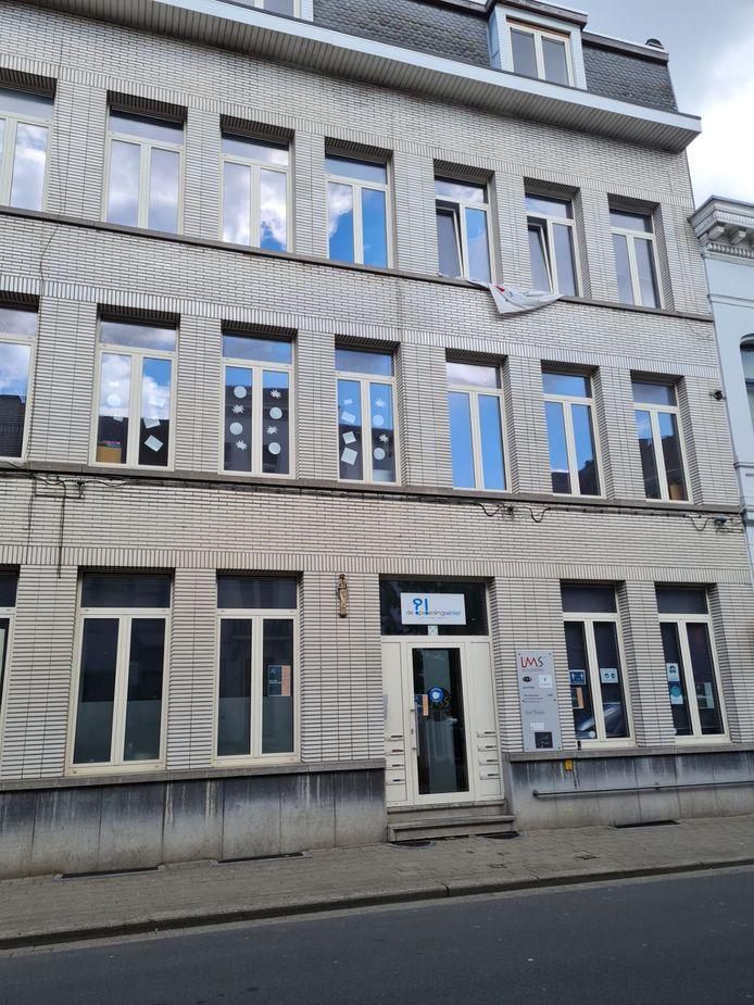 SafeSpace in de Kerkstraat 159 wordt in juni omgetoverd tot een OverKop-huis.
