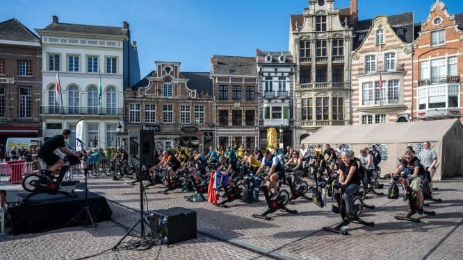 Ladies Circle boekt succes met spinningmarathon: vijf goede doelen krijgen elk cheque van 1.000 euro