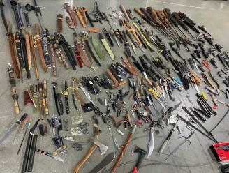 'Drop your knife en doe wat met je life'-campagne: 70 wapens ingeleverd bij politie in Zeeland