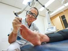 De dermatoloog: 'Natuurlijk is het soms smerig. Wonden zijn nooit leuk om te zien'