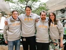 Eerste deelnemers afgestudeerd aan Nedap University uit Groenlo