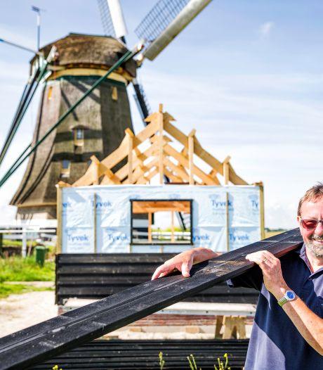 Bed & breakfast of campings: dit is hoe Aarlanderveen meer toeristen naar de molens wil lokken