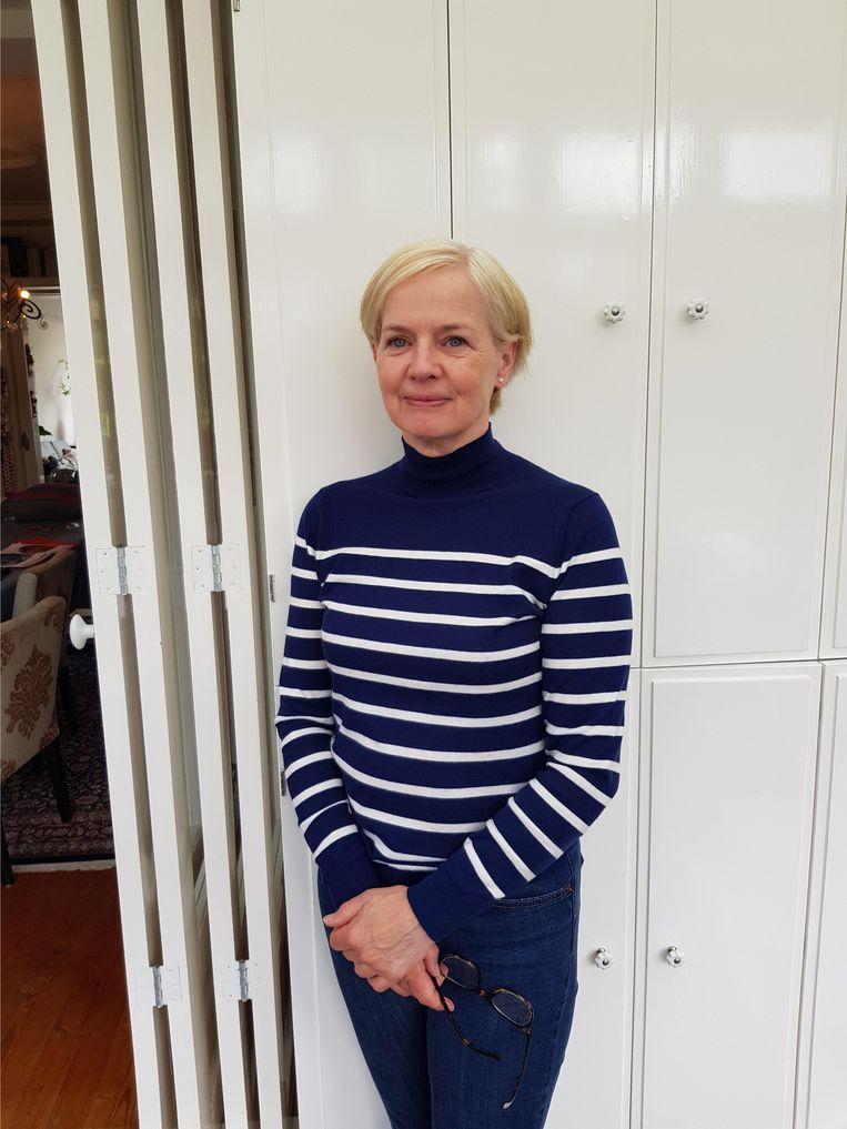Lerares Sandra Winkenius Beeld Privéfoto