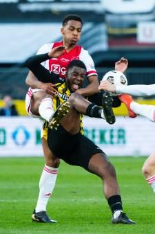 Riechedly Bazoer negeert 'transferdeadline' Spors bij Vitesse