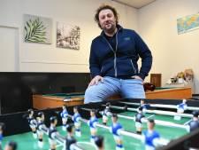 Zijn leven draaide om voetbal, maar nu zorgt Sarto-coach Raeven vooral voor kwetsbare jongeren