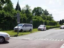 Fietser gewond bij botsing met busje in Lichtenvoorde