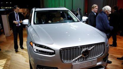 Volvo gaat nieuwe wagens automatisch laten vertragen of zelfs stoppen als bestuurder dronken is
