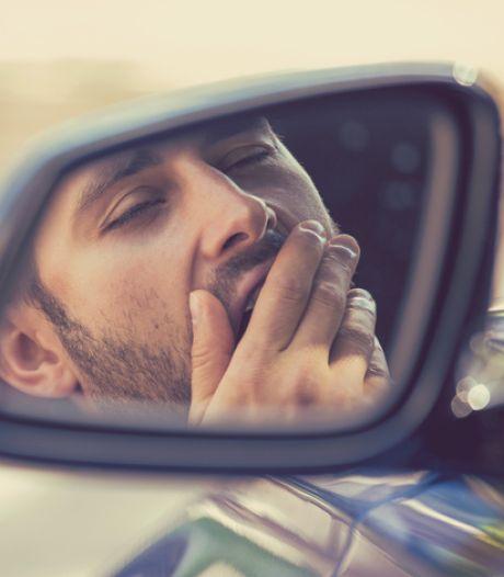 Les risques de la fatigue au volant: un accident sur 6 est dû à un mauvais sommeil