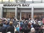 Feestelijke opening Hudson's Bay in Tilburg