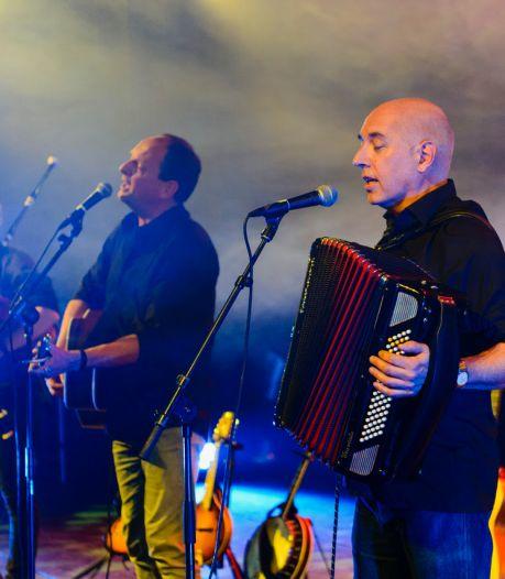 Mannen van Naam brengt Brabantse folkpop in Smeltkroes Maarheeze