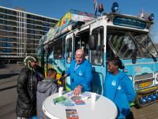 Arnhemse 'Ome Joop' komt met de bus naar de mensen toe