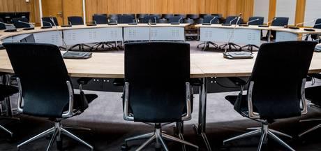 Asbest aangetroffen in raadzaal en collegekamer in stadhuis Oldenzaal