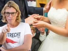 Dit had Marieke al maanden niet gezien: 'Een oudere man kuste voorzichtig de bruid'
