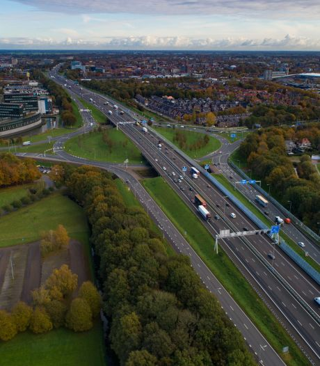 Voltallige gemeenteraad stemt in met voorstel ChristenUnie voor A28-tunnel in Zwolle