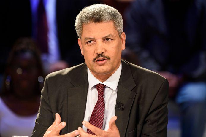 Salah Echallaoui nam in december ontslag als ondervoorzitter bij de Moslimexecutieve.