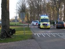 Fietsster gewond bij aanrijding in Rijssen