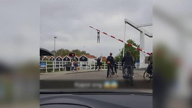 Grapje draait voor Nederlandse Sofie (8) uit op levensgevaarlijke stunt
