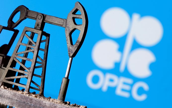 De OPEC+ is van plan om in mei de productie met 350.000 vaten te gaan verhogen.