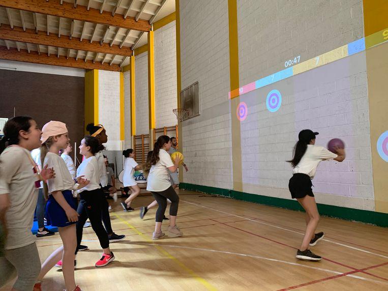 Brussels Youth Games in Molenbeek