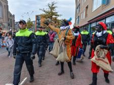 Politie tevreden na 'mega-operatie' rond Sint-intocht