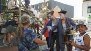 Bezoek de vrijetijdsmarkt tijdens kermis en braderie