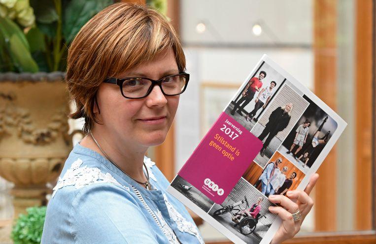 Het nieuwe jaarrapport van Unia toont dat online haatboodschappen nog steeds in opmars zijn. Beeld Photo News