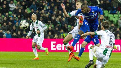 Oulare helpt Willem II met goal aan een puntendeling