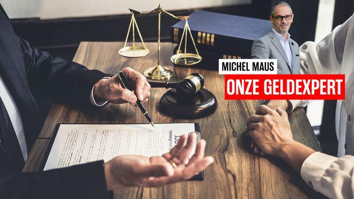 """Michel Maus: """"De initiële bedoeling van het 'vermoeden van eigendom' is om fraude tegen te gaan"""""""