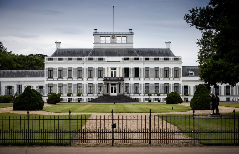 Paleis Soestdijk.  Beeld ANP
