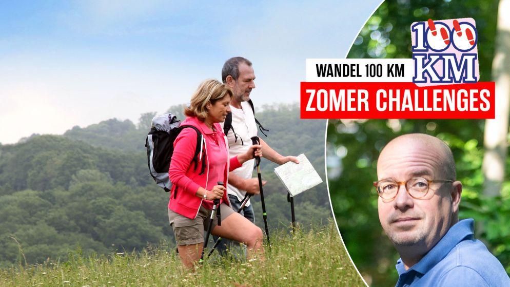 """Sven Ornelis vertelt welke 10 zaken elke wandelaar moet meenemen: """"Er bestaat geen slecht wandelweer, wél slechte -kleding"""""""