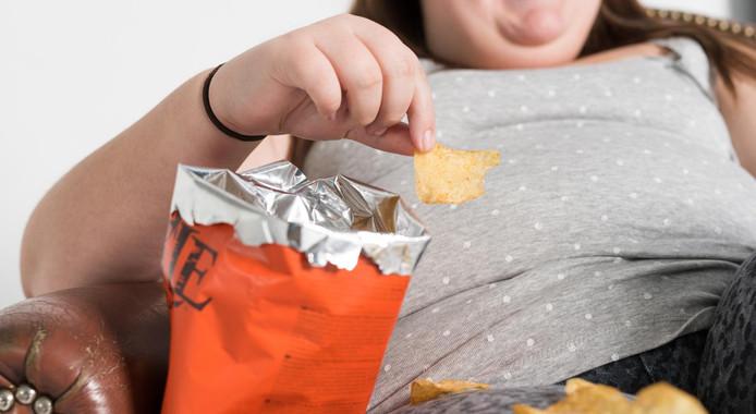 Afbeeldingsresultaat voor overgewicht jongvolwassenen