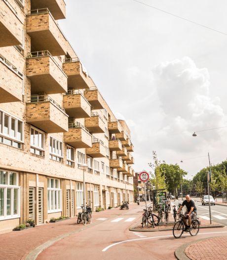Woningen in Oost ontruimd na vondst grote hoeveelheid kwik in trappenhuis