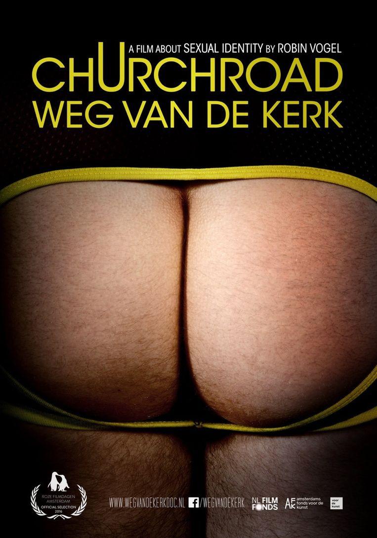 Filmposter van Weg Van de Kerk Beeld -
