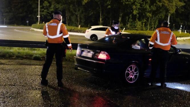 """Twee rijbewijzen ingetrokken tijdens politie-actie: """"Bestuurders waren onder invloed van drugs"""""""