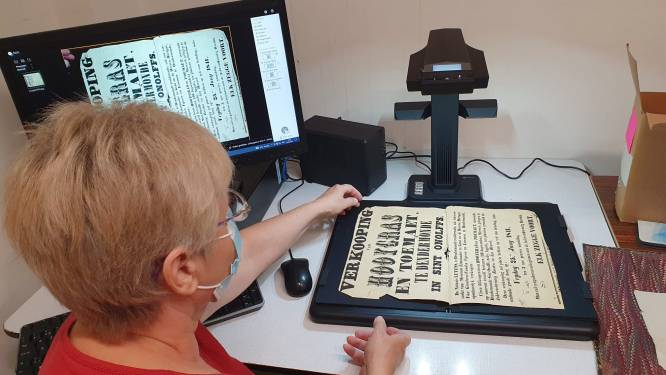 Zele koopt scanner aan die archief kan digitaliseren