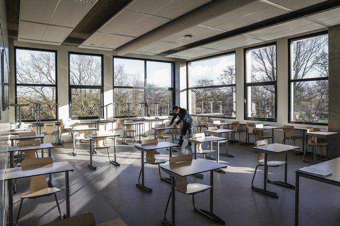 Amsterdamse schoolleiders riepen vorige week op tot het snel heropenen van de scholen.