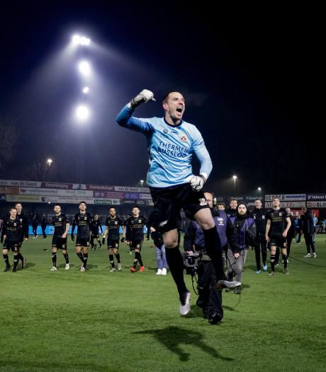 Verhulst is de held van Deventer: 'Dit is de droom van elke keeper'