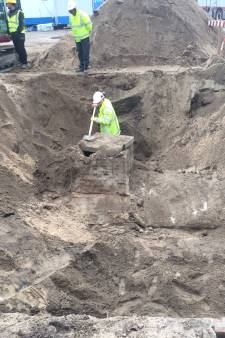Reizigerstunnel Gorinchem deze zomer niet klaar door onverwachte ondergrondse putten op bouwterrein