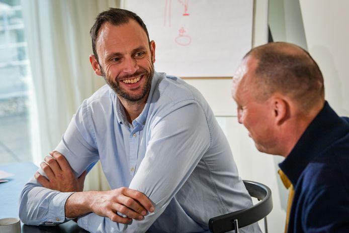 Thomas Van Den Spiegel, voormalig baskettopper CEO Flanders Classics.