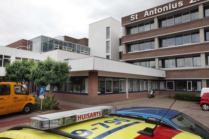 Het St. Antonius  in Nieuwegein.