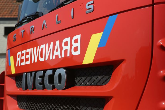 Brandweer had het vuur snel onder controle.