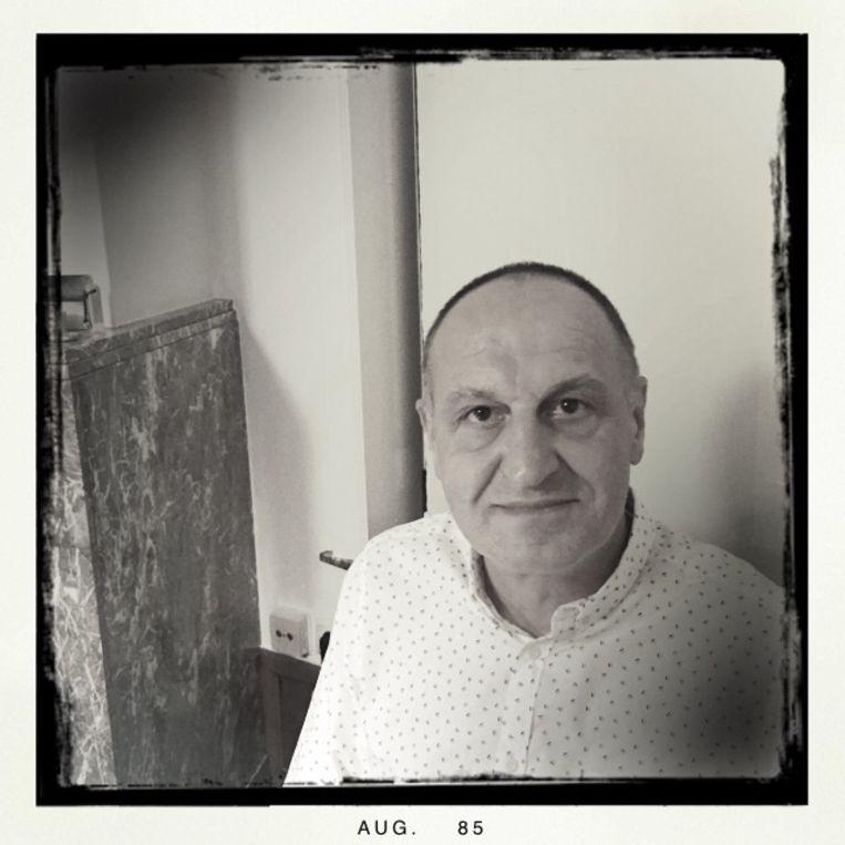 Rudi Laermans. Beeld rv