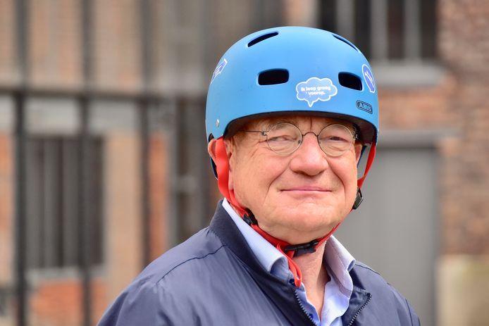 Marc Doutreluingne, burgemeester van Zwevegem
