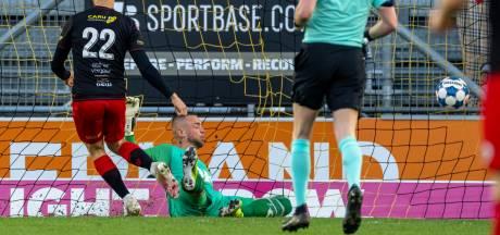 Excelsior sluit roerige week in Breda positief af en verpest Avondje NAC