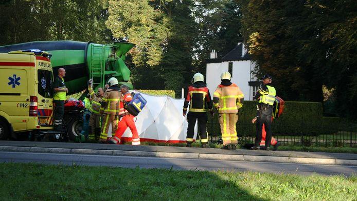 Mees (12) kwam een week geleden om het leven nadat hij op de fiets was aangereden door een betonwagen in Putten.