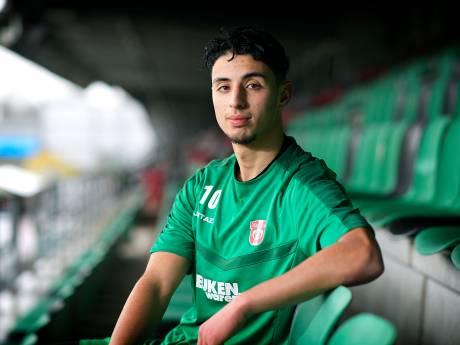 Bannis legt zichzelf ook bij FC Dordrecht druk op: 'Ik wil sterker terug naar Feyenoord'