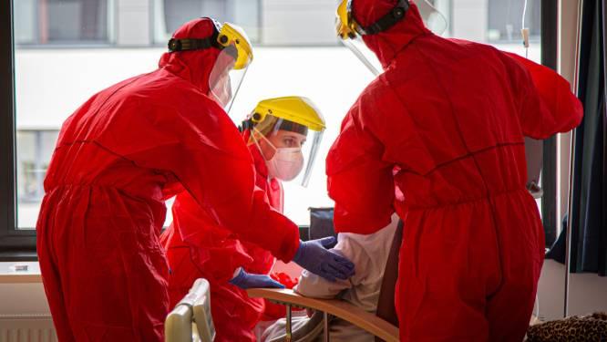"""Aantal coronapatiënten in AZ Damiaan sterk gestegen: """"Andere ziekenhuizen willen desnoods mensen met Covid-besmetting overnemen"""""""