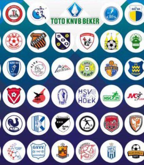Loting KNVB-beker: Cluzona op bezoek bij Bredaas getint SteDoCo