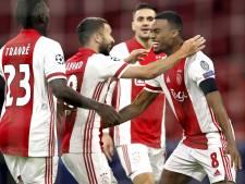 Ajax doet goede zaken met zege op Midtjylland na goede start tweede helft