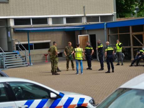 Politiebureau Helmond korte tijd ontruimd na inleveren 'oefengranaat'